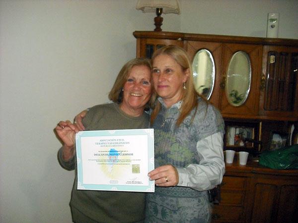 Asociación para la Hidroterapia colónica